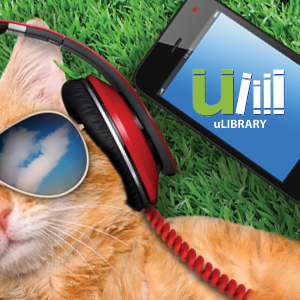 uLIBRARY eAudiobooks are here! Browse and borrow from our new collection.