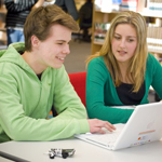 Services for people studying online or distance courses