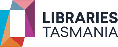 Libraries Tasmania logo