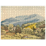 Mt Wellington jigsaw puzzle