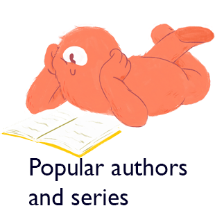 Popular authors and series